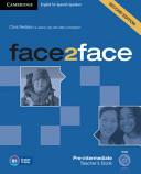 Face2face Pre Intermediate  2nd ed   Teacher s Book with DVD ROM
