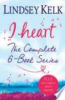 Lindsey Kelk 6 Book    I Heart       Collection