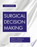 Surgical Decision Making E Book