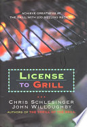 License to Grill Book PDF