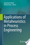 Applications Of Metaheuristics In Process Engineering book