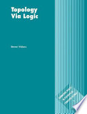 Topology Via Logic book