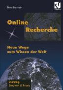 Online-Recherche