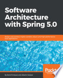 Software Architecture With Spring 5 0