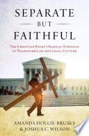 Book Separate But Faithful
