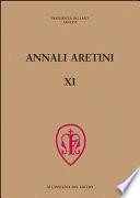 Annali Aretini, XI, 2003
