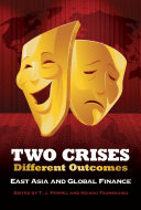 Two Crises, Different Outcomes