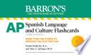 Ap Spanish Language And Culture Flashcards