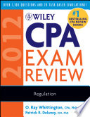 Wiley CPA Exam Review 2012  Regulation