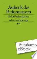 sthetik des Performativen