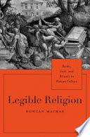 Legible Religion