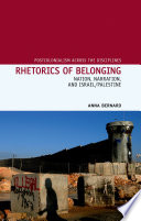 Rhetorics of Belonging