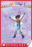The Magical Crafts Fairies 5 Violet The Painting Fairy