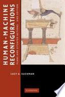 Human Machine Reconfigurations