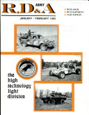 Army Research, Development and Acquisition