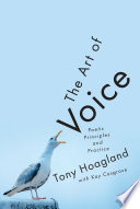 The Art Of Voice Poetic Principles And Practice