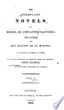 Exemplary Novels