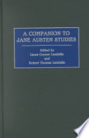 A Companion to Jane Austen Studies