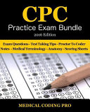 Medical Coding Cpc Practice Exam Bundle 2016 Icd 10 Edition