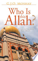 Who Is This Allah? Free download PDF and Read online