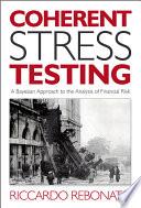 Coherent Stress Testing Book PDF