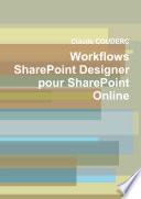 illustration Workflows SharePoint Designer pour SharePoint Online