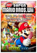 New Super Mario Bros Wii Game  ISO  Rom  Cheats  Walkthrough  Controls  Guide Unofficial