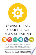 Consulting Start Up and Management