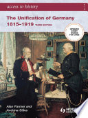 Access to History  The Unification of Germany 1815 1919 3rd Edition