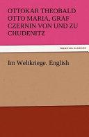 Im Weltkriege  English