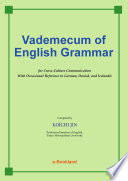 Vademecum of English Grammar