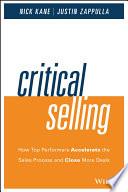 Critical Selling Skills