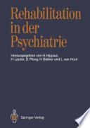 Rehabilitation in der Psychiatrie