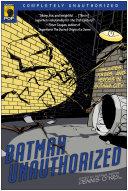 Batman Unauthorized Book