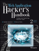 The Web Application Hacker s Handbook  Finding And Exploiting Security Flaws  2nd Ed