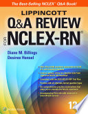 Lippincott Q A Review for NCLEX RN