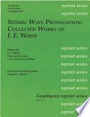 Seismic Wave Propagation : ...