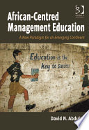 African Centred Management Education