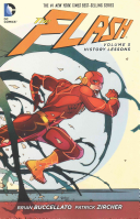 The Flash Vol  5  History Lessons  the New 52