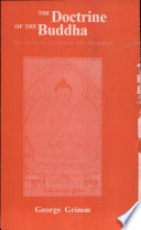 The Doctrine of the Buddha