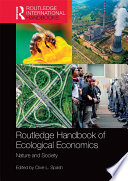 Routledge Handbook Of Ecological Economics book