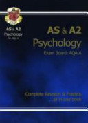 AS A2 Level Psychology AQA A Complete Revision   Practice