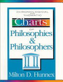 Chronological and Thematic Charts of Philosophies and Philosophers