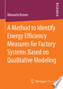 A Method to Identify Energy Efficiency Measures for Factory Systems Based on Qualitative Modeling
