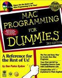 Mac? Programming For Dummies