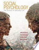 Loose leaf Version for Social Psychology