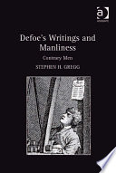 Defoe   s Writings and Manliness