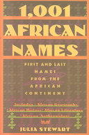 1 001 African Names