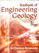 Textbook of Engineering Geology
