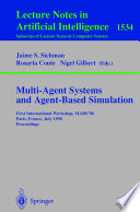 Multi-Agent Systems and Agent-Based Simulation